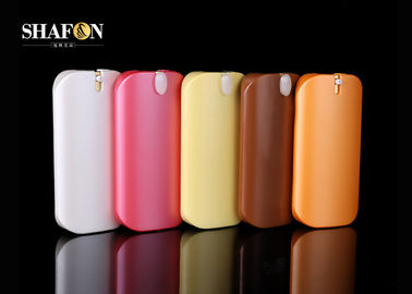 Women Colorful Empty Foundation Bottle 30ml MS Material For Cosmetics