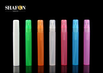 Empty 10ml Refillable Perfume Pen With Lid 119mm Height SGS Certification