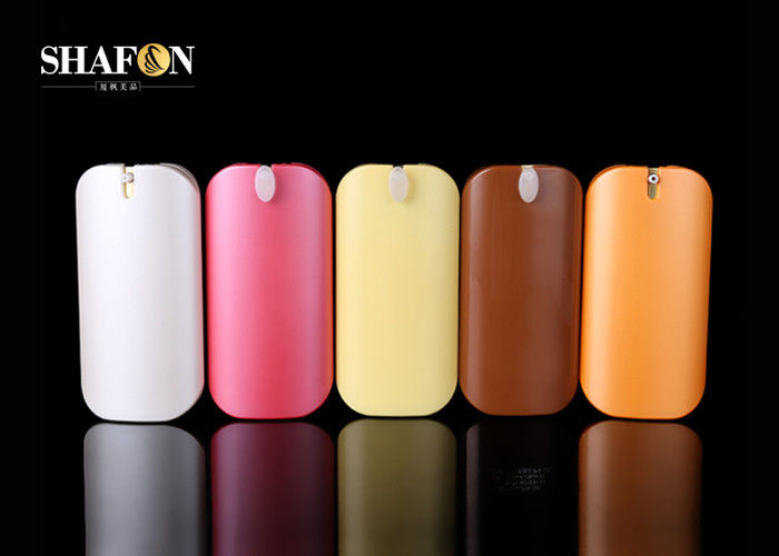 50ml Plastic Refillable Empty Foundation Bottle For BB / CC Cream Custom Color