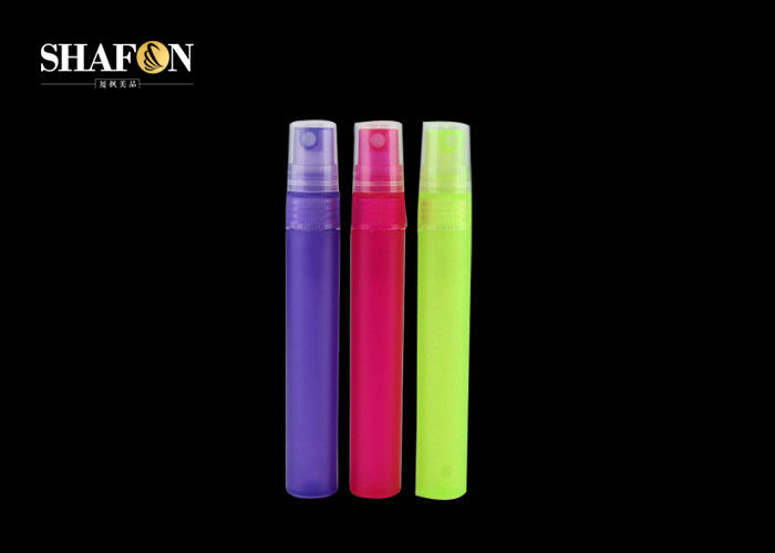 Customized Empty Perfume Spray Bottles With Cap 20ml SGS Certification